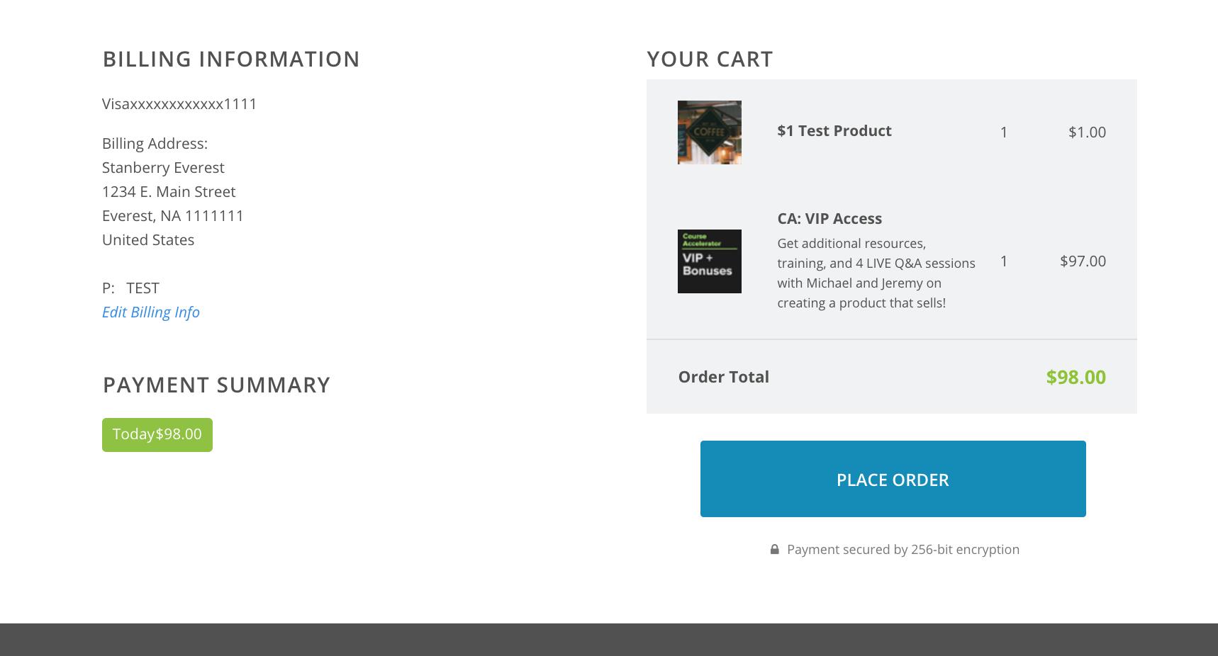 Infusionsoft-Shopping-Cart-Checkout-Page-Optimization-Spiffy